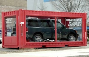 Shipping Container Ad