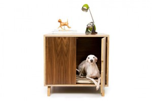 Dog Bed Side Table