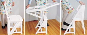 Folding Chair Ladder