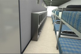MODS Bunkhouse Design
