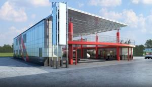 MODS Sales Pavilion Design