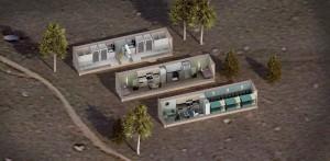 MODS Bunkers Concept Sampler