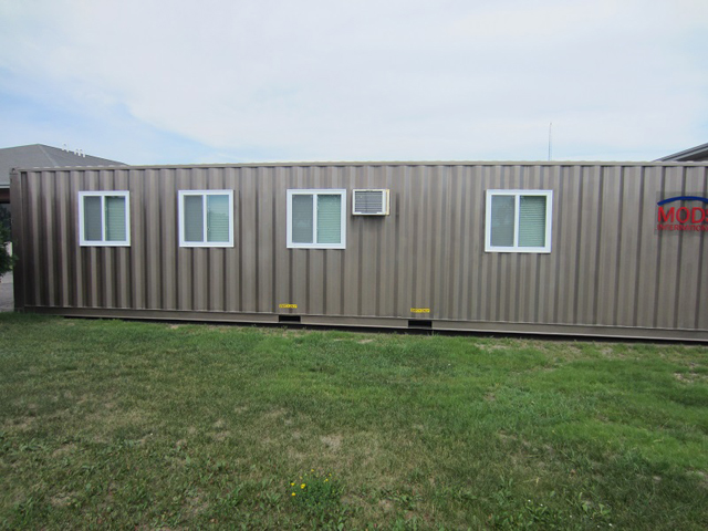 MODS Standard Shipping Container House