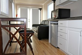 Standard MODS Living Unit Interior