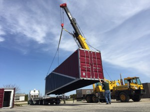 Moving Shipping Containers