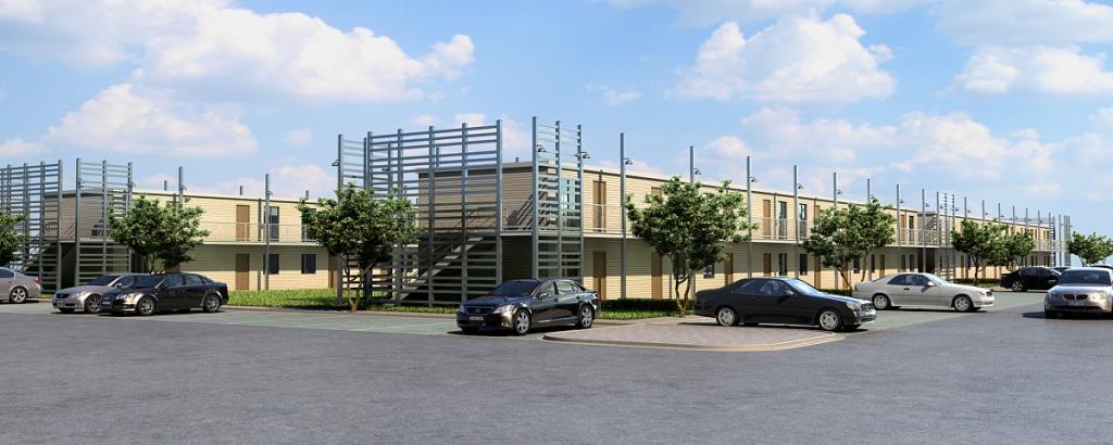 MODS Workforce Housing Design