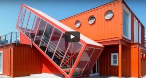 creative container homes