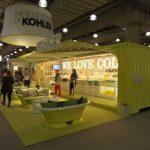 Koheler trade show display