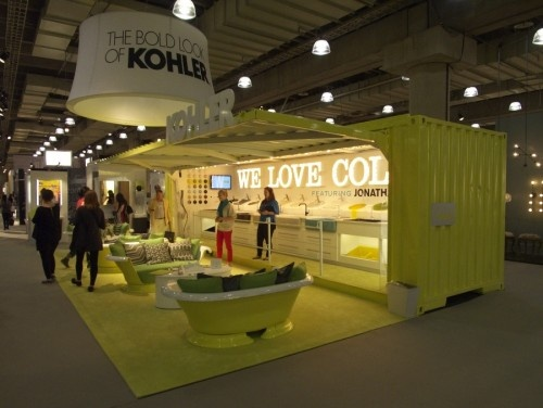 Koheler trade show display