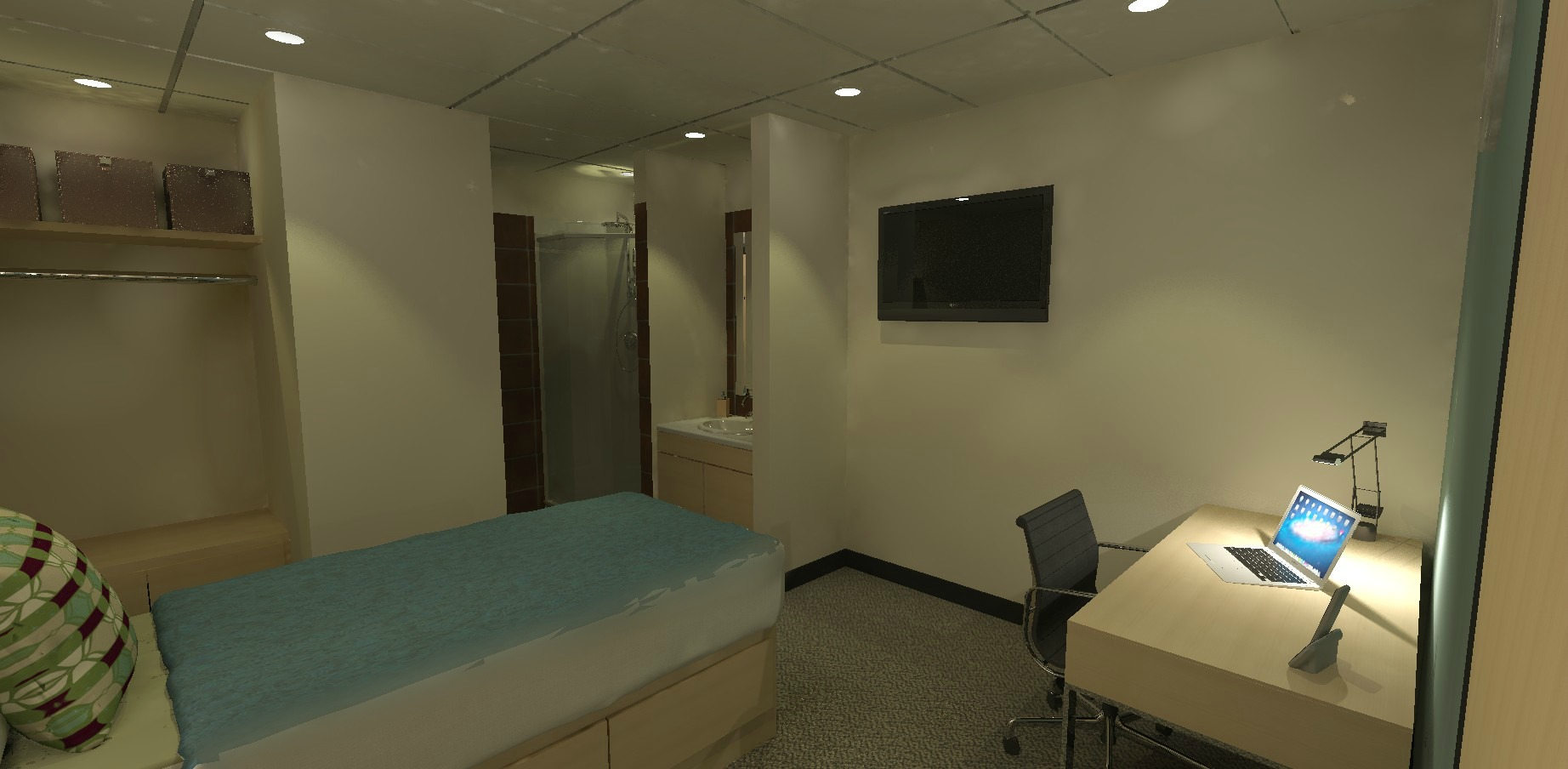 modular intensive care unit